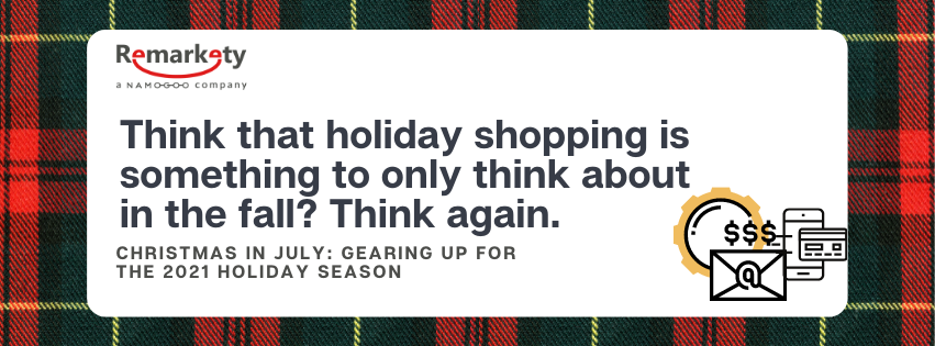 Christmas in July eCommerce Marketing